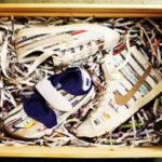 Zapatillas Nike con papel reciclado