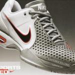Zapatillas de tenis Rafa Nadal 2011, Nike Air Max Courtballistec 3.3