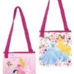 Bolsos bandolera Disney princesas para niñas