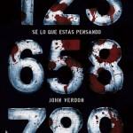 Opinión del libro de John Verdon, Sé lo que estás pensando