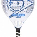 Pala de padel Dunlop Inferno Light 2010