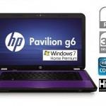 HP PAVILION G6-1051SS. Portátil 15,6″