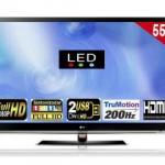 LG 55LE8500 Televisor LED 55″ (TDT HD)