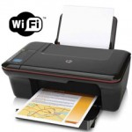 Impresora HP DESKJET DJ3050 con wifi
