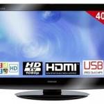 Televisión TOSHIBA 40LV833G. Televisor LCD 40″