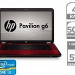 Portátil HP PAVILION G6-1122SS