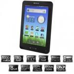 Tablet WOXTER 80 Black 8″