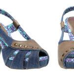 Zapatos Fornarina 2012