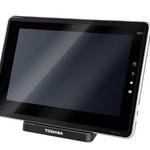 Tableta multimedia Toshiba Folio 100
