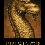 Libro Brisingr, de Paolini