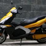 Motos eléctricas 2012