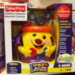 Opinión sobre el juguete de Fisher Price Galleta Sorpresa Aprende Conmigo