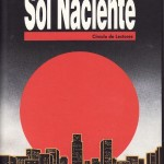 Opinión Michael Crichton titulado Sol Naciente
