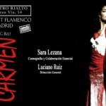 Opinión sobre el espectáculo Carmen de Bizet que se representa en el teatro Rialto de Madrid