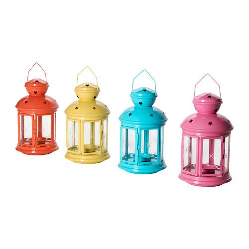 Farolillos de ikea para velas peque as llamados rotera opinion de productos - Farolillos para velas ...