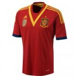 Camiseta Seleccion Española Copa Confederaciones 2013