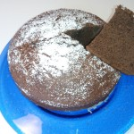 Como hacer bizcocho de chocolate casero